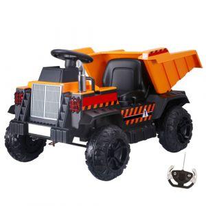 Kijana camión volquete eléctrico para niños