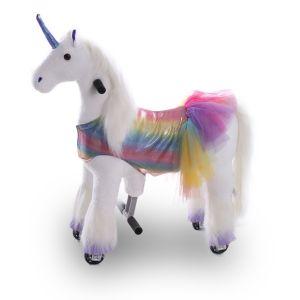 Kijana unicornio paseo en juguete Sunshine pequeño
