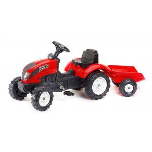 Falk Tractor Garden Master Rojo