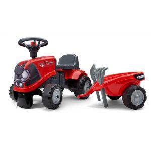Falk Tractor Baby Case Rojo