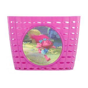 Punky cesta de plástico para niñas rosa