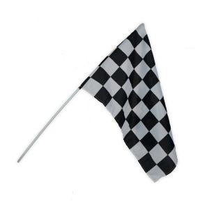 Baghera race vlag
