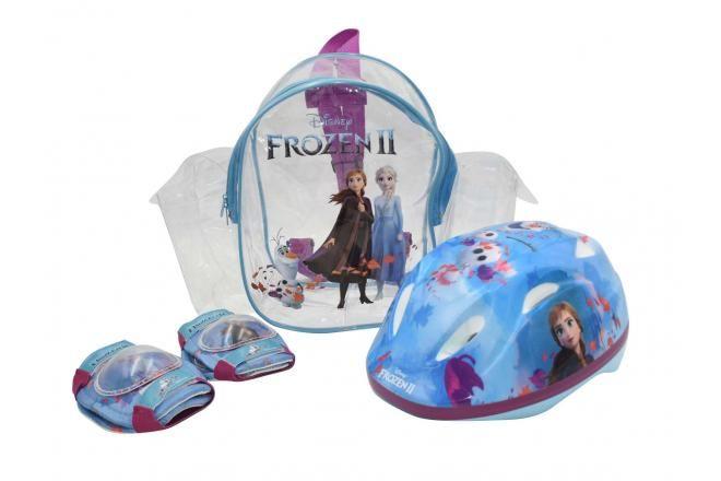 Disney Frozen 2 Conjunto de protección - Casco - 51-55 cm