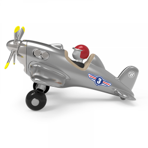 Baghera straaljager speelgoed zilver