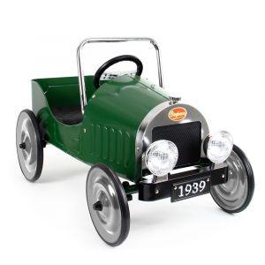 Baghera Classic Retro trapauto groen