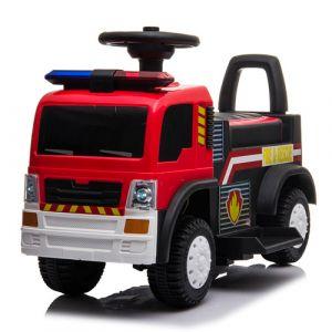 Kijana correpasillos carro de bomberos