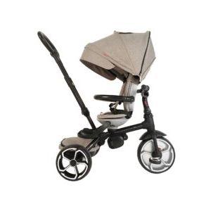 Qplay triciclo Prime 4 en 1 - Niños y niñas - Gris
