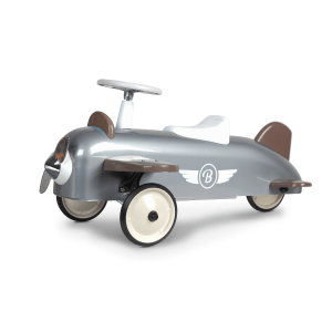 Baghera loopauto Speedster retro vliegtuig