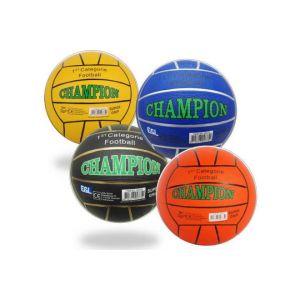 Campeón de fútbol callejero caucho talla 5-380-420 gramos diferentes colores surtido