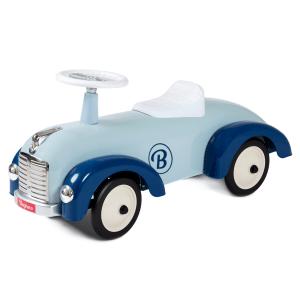 Baghera loopauto Speedster retro blauw