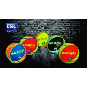 E&L Sports Beach Volleyball - Colores surtidos / aleatorios