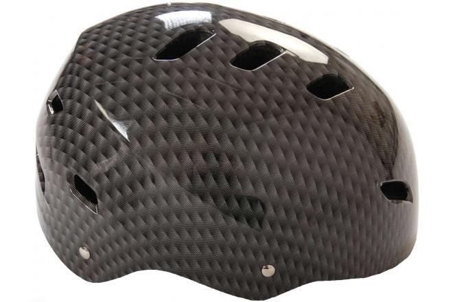 Volare casco de bicicleta / skate gris 55-57 cm