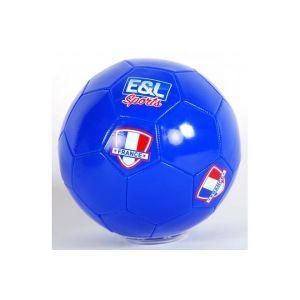 E&L Sports balón de fútbol Francia azul