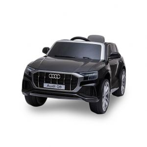 Audi coche eléctrico para niños Q8 negro
