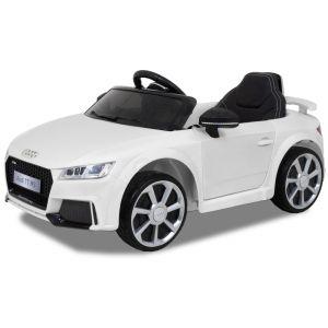 Audi coche eléctrico para niños TT RS blanco