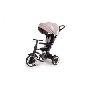 Triciclo QPlay Rito 3 en 1 - Niños y niñas - Gris - Deluxe