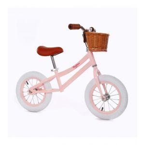 Baghera bicicleta de equilibrio Vintage rosa