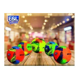 E&L Sports Beach Soccer - Colores surtidos / aleatorios