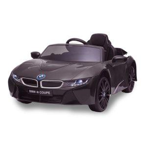 Coche eléctrico infantil BMW I8 negro
