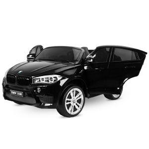 BMW coche eléctrico para niños X6M 2 plazas negro
