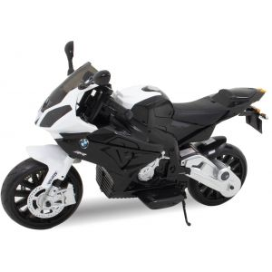 BMW motocicleta eléctrica para niños S1000 negro