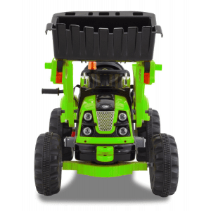 Kijana Excavadora eléctrica verde