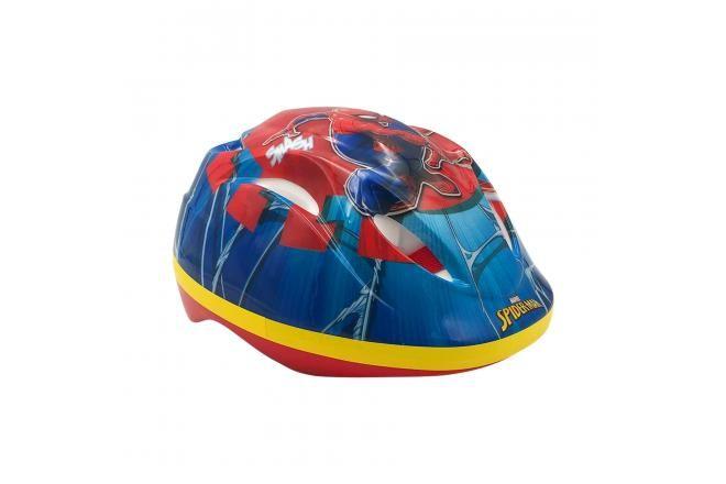 Marvel casco de Bicicleta Spiderman azul rojo 51-55 cm