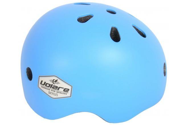 Volare casco de bicicleta para niños azul 45-51 cm