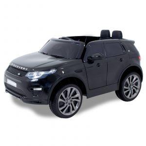 Land Rover coche eléctrico para niños Discovery negro
