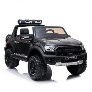 Ford coche eléctrico para niños Raptor negro