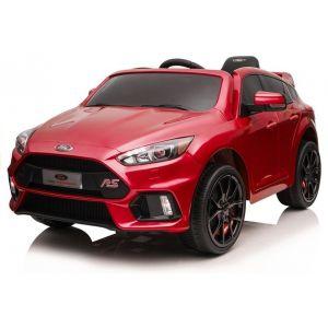 Ford coche eléctrico para niños Focus rojo