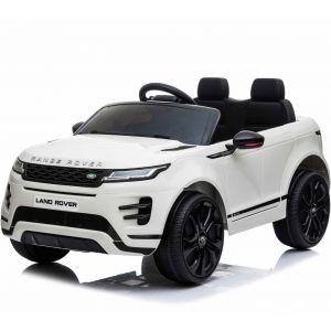 Range Rover coche eléctrico para niños Evoque blanco