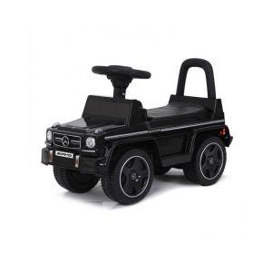 Coche infantil Mercedes G63 negro