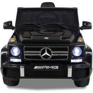 Mercedes coche eléctrico para niños G63 AMG negro