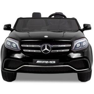 Mercedes kinderauto GLS AMG zwart