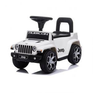 Jeep correpasillos wrangler blanco