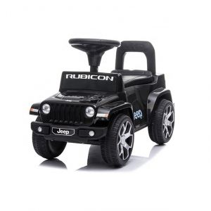 Jeep wrangler correpasillos negro