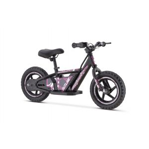 Outlaw patinete eléctrico 24V litio con ruedas de 12 rosa
