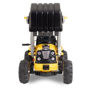 Kijana excavadora eléctrica para niños Kingdom amarillo