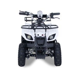 Kijanaelektrischequad Monster1000W 36V wit