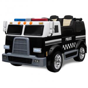 Kijana coche de policía eléctrico 2 plazas