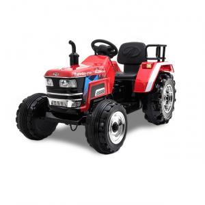Kijana tractor eléctrico rojo