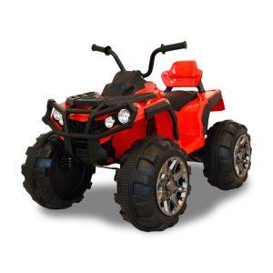 Kijana quad eléctrico para niños rojo