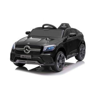 Mercedes coche eléctrico para niños GLC coupe negro
