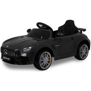 Mercedes coche eléctrico para niños GTR negro