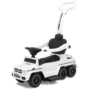 Mercedes correpasillos clase G con 6 ruedas blancas