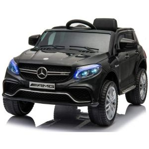 Mercedes coche eléctrico para niños GLE63s negro