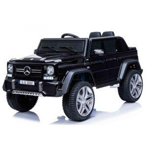 Mercedes coche eléctrico para niños Maybach G650 negro