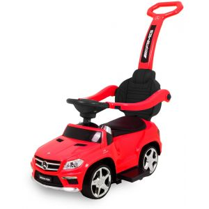 Mercedes correpasillos GL63 rojo