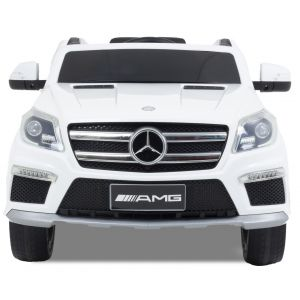 Mercedes GL63 AMG wit